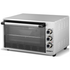 Электропечь Kraft KF-MO 3201 GR серый