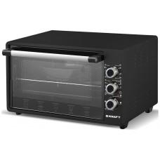 Электропечь Kraft KF-MO 3201 BL черный