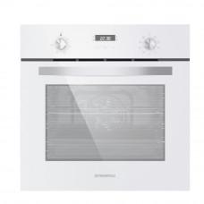 Встраиваемый электрический духовой шкаф MAUNFELD EOEM.589 W белый