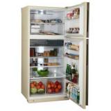 Двухкамерный холодильник Sharp SJ-XE 55 PMBE
