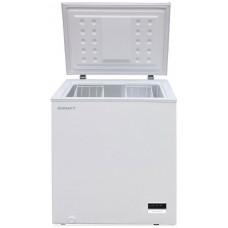 Морозильный ларь Kraft BD (W) 200 BL с дисплеем (белый)
