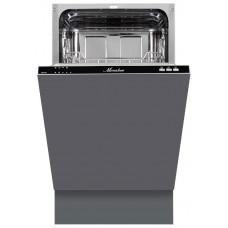 Полновстраиваемая посудомоечная машина Monsher MD 451