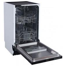 Полновстраиваемая посудомоечная машина Krona DELIA 45 BI