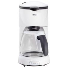 Кофеварка Braun 3104-KF 520/1 WH