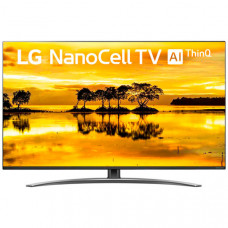 Телевизор LG 86SM9000 черный
