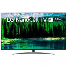 Телевизор LG 75SM8610PLA серебристый