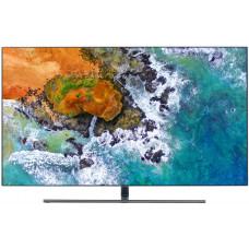 Телевизор QLED Samsung QE65Q7FNA серебристый