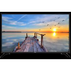 Телевизор LED Harper 50U660TS черный