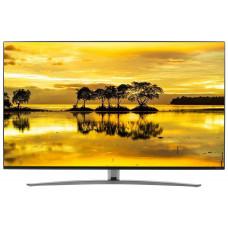 Телевизор LG 49SM9000 черный