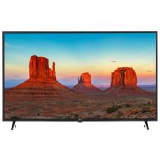 Телевизор LED LG 43UK6200 черный